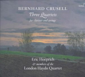 Christopher Nichols - Bernard Crusell Three Quartets (1)