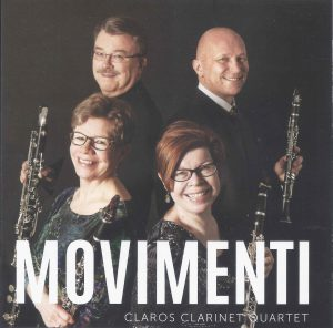 Christopher Nichols - Movimenti