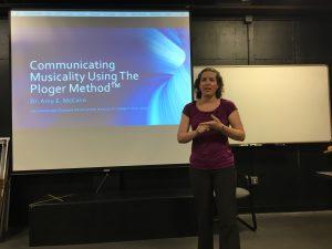 Dr. Amy McCann