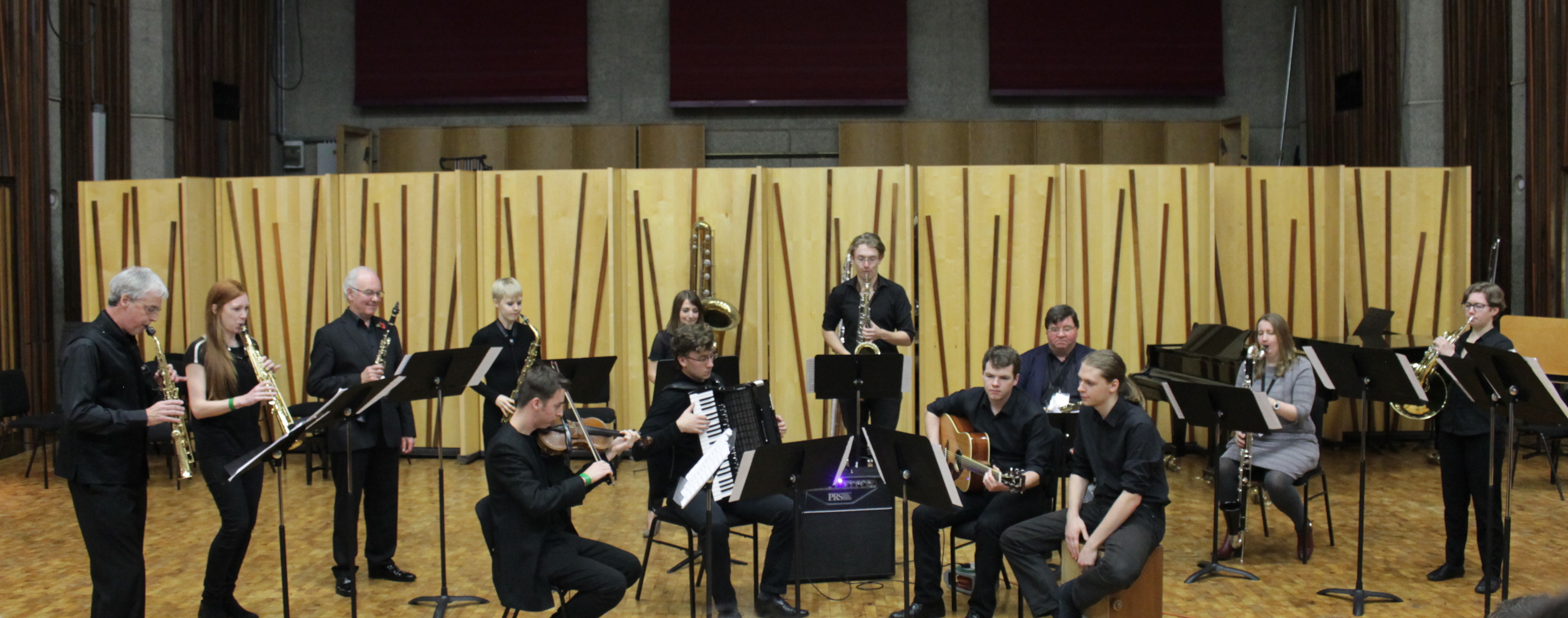 Richard Ingham's St. Kilda Ensemble
