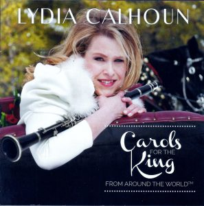 Lydia Calhoun Carols for the King