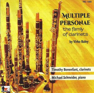 Timothy Bonenfant Multiple Personae