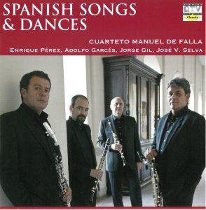 Christopher Nichols - Spanish Songs & Dances