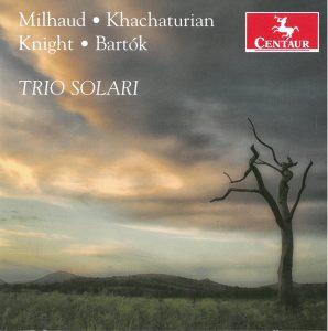 Christopher Nichols - Trio Solari