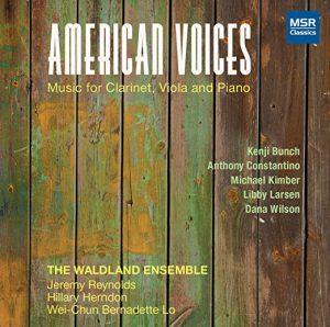 Christopher Nichols - American Voices