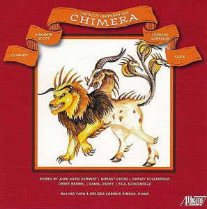 Christopher Nichols - Chimera