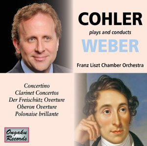 Christopher Nichols - Cohler plays and conducts Weber