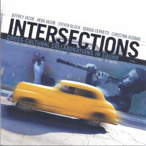 Christopher Nichols - Intersections