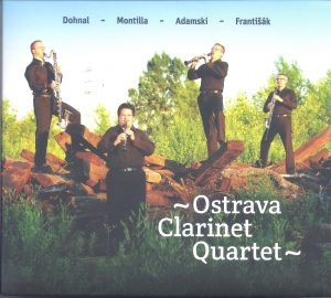 Christopher Nichols - Ostrava Clarinet Quartet