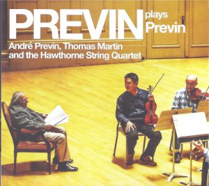 Christopher Nichols - Previn plays Previn