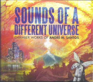 Christopher Nichols - Sounds of a Different Universe
