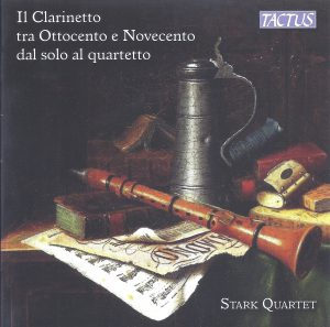 Christopher Nichols - The Clarinet in the 19th and 20th Centuries from Solo to Quartet