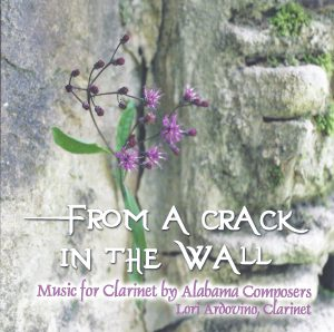 From a Crack in the Wall