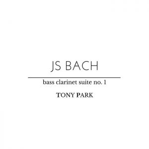 J.S. Bach Bass Clarinet Suite No. 1