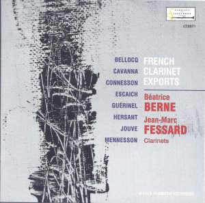 Christopher Nichols - French Clarinet Exports