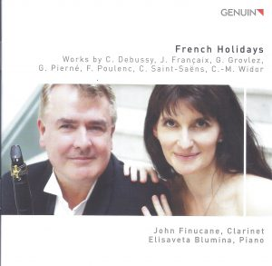 Christopher Nichols - French Holidays