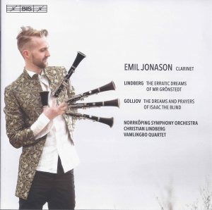 Christopher Nichols - Emil Jonason Plays Lindberg and Golijov