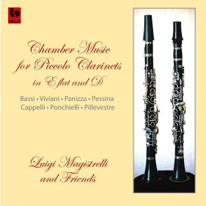 Christopher Nichols - Chamber Music for Piccolo Clarinet (1)