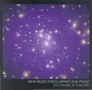 Christopher Nichols - New Music for Clarinet and Piano
