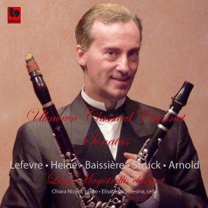 Christopher Nichols - Unknown Classical Clarinet Sonatas