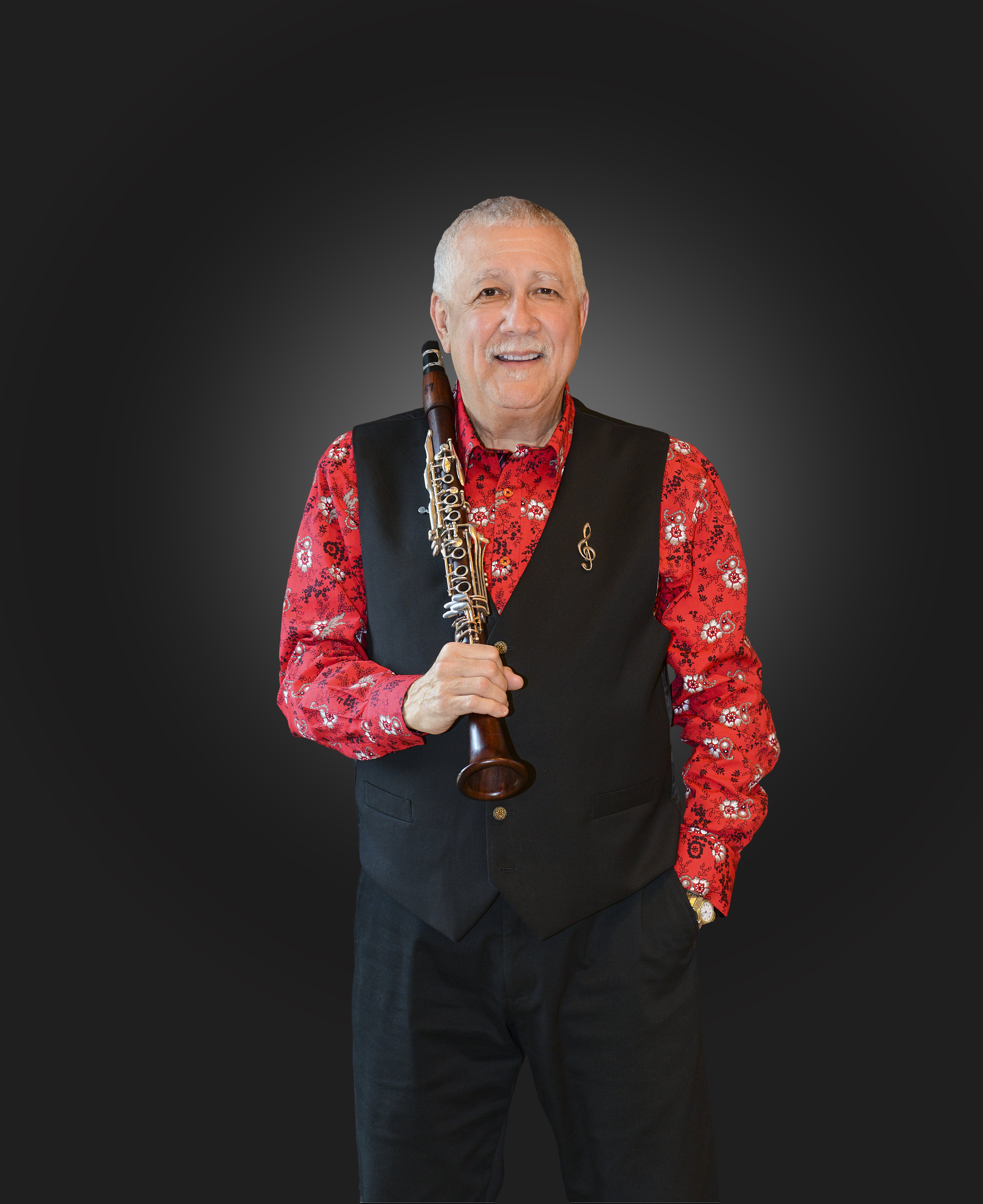 Paquito D'Rivera, Photo by AMNH, R. Mickens
