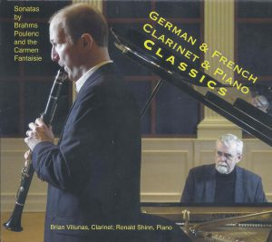 German and French Clarinet and Piano Classics
