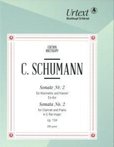 Camillo Schumann Sonata 2