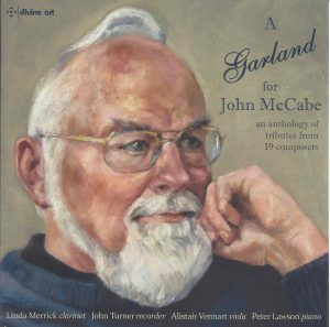 Christopher Nichols - A Garland for John McCabe