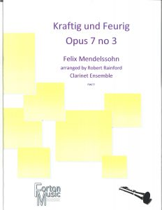 Mendelssohn Kraftig