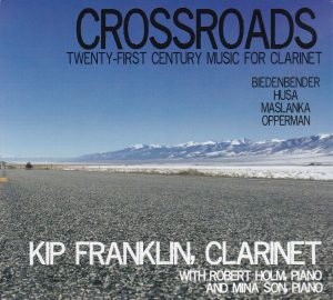 Crossroads - 21st Century Music for Clarinet