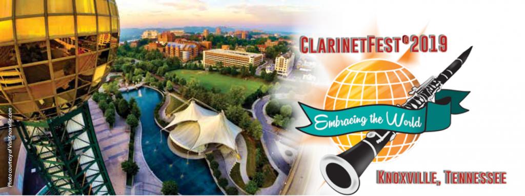clarinetfest banner image