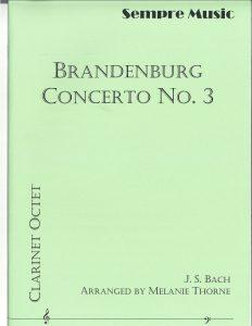Bach Brandenburg 3