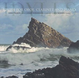 Christopher Nichols - Idylls for Oboe, Clarinet and Piano