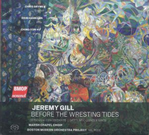 Christopher Nichols - Jeremy Gill - Before the Wresting Tides