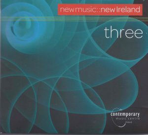 Christopher Nichols - New Music Ireland Three