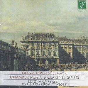 Christopher Nichols - Suessmayer - Chamber Music and Clarinet Solos
