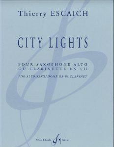 Escaich City Lights