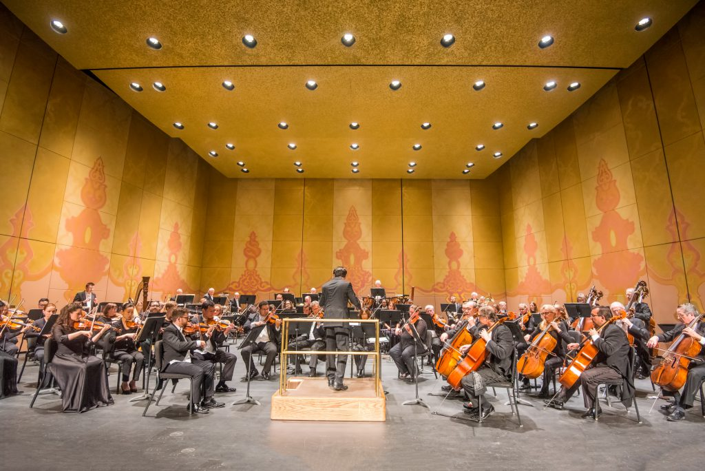 Knoxville Symphony Orchestra (Photo Courtesy of the Knoxville Symphony Orchestra)