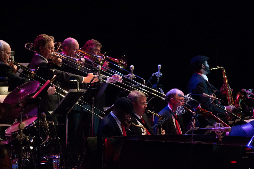 Knoxville Jazz Orchestra (Photo by Eric Smith)