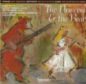 The Princess and the Bear (Sarah Watts)