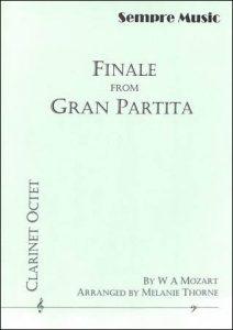 Gregory Barrett - Mozart Finale Gran Partita