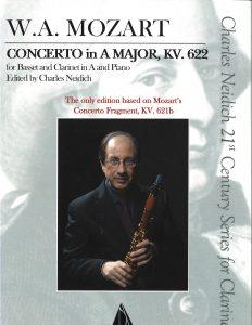 Gregory Barrett - Mozart Neidich Concerto