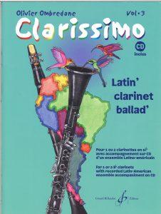 Gregory Barrett - Ombredane Clarissimo Vol. 3