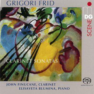 Grigori Frid Sonatas (John Finucane)