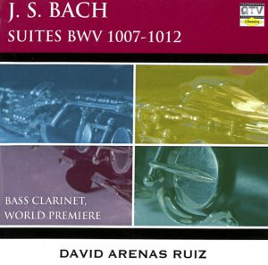 JS Bach Suites ( David Ruiz)