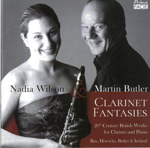 Clarinet Fantasies (Nadia Wilson)