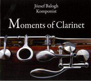 Moments of Clarinet (Jozsef Balogh)