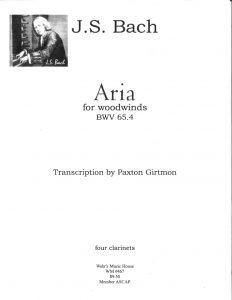 Gregory Barrett - Bach Aria-Copy