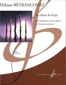 Gregory Barrett - Betrancourt Le chant de la lys