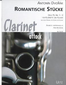 Gregory Barrett - Dvorak Romantische Stucke